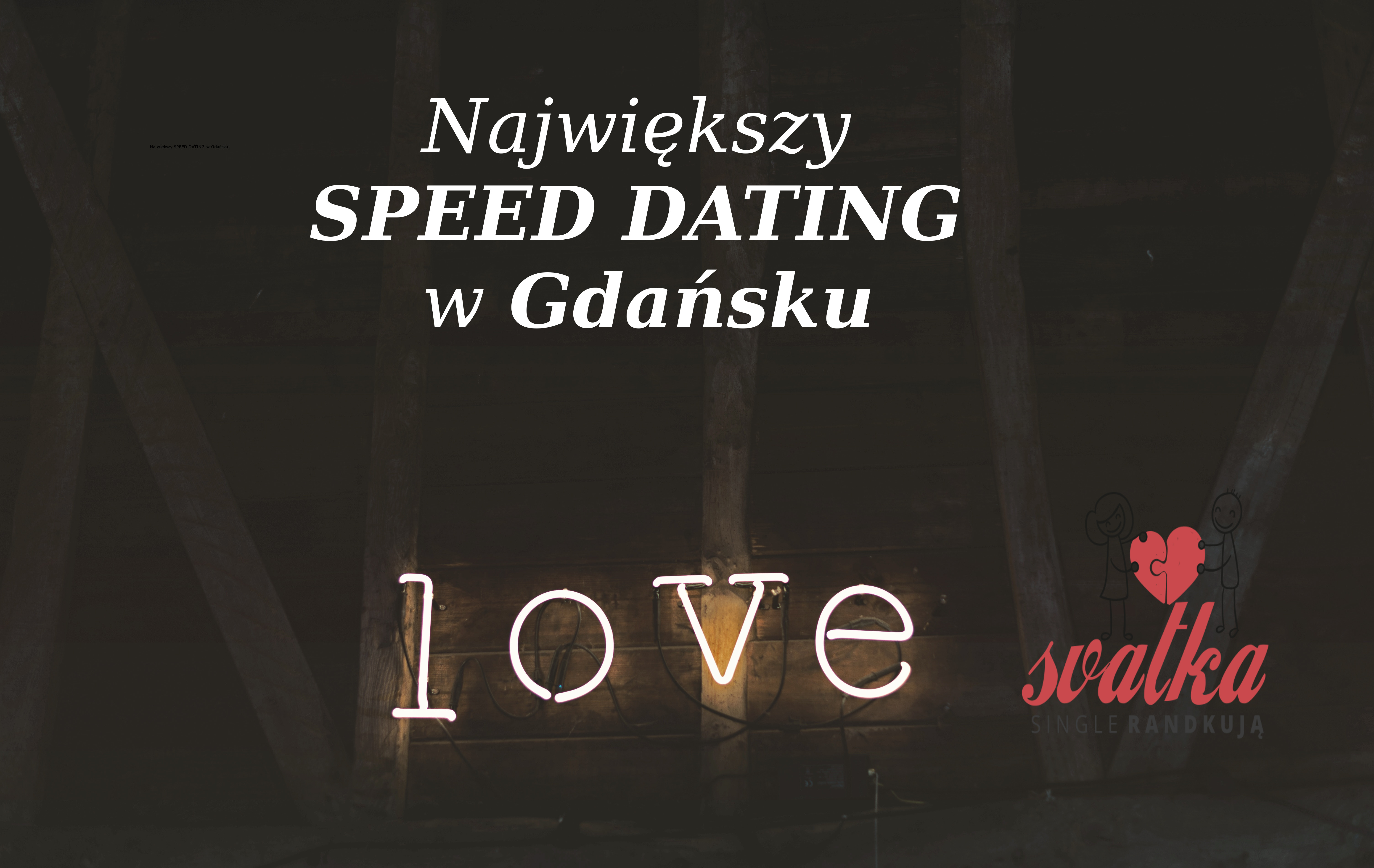 Speed dating na czym polega